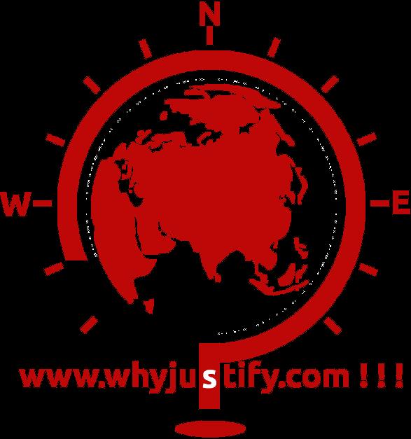 whyjustify.com Logo